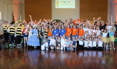 Fotoalbum Musical AG zu Gast in der Potsdamer-Staatskanzlei