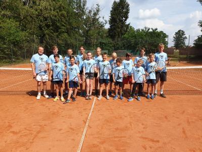 Fotoalbum Tenniscamp 2019