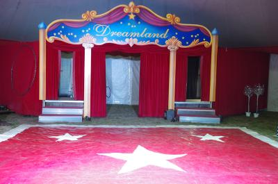 Fotoalbum Zirkusprojekt Dreamland