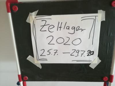 Fotoalbum Zeltlager 2019