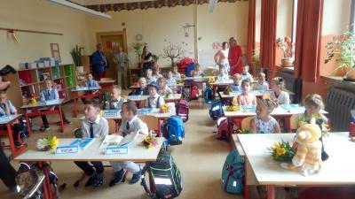 Fotoalbum Schuleingangsfeier