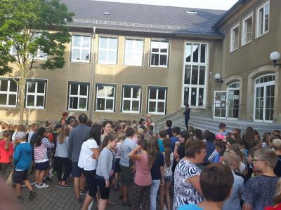 Fotoalbum Erster Schultag 19/20