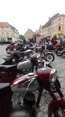 Fotoalbum Kyritz knattert! Oldtimer-Rallye 2019