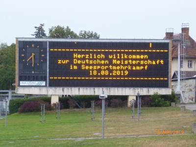 Fotoalbum Deutsche Meisterschaft SMK - Berlin