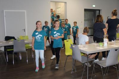 Fotoalbum 1. Schultag Klasse 5 SJ 2019/20