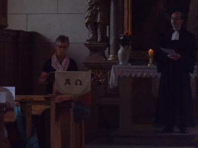 Fotoalbum Gottesdienst in Platt