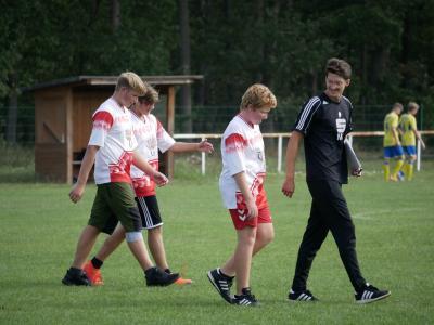 Fotoalbum Fußballturnier