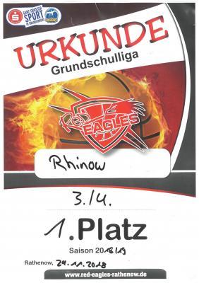 Fotoalbum Basketballliga