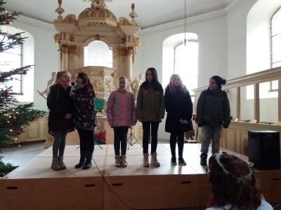 Fotoalbum Weihnachtsprogramm in der Kirche