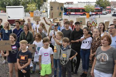 Fotoalbum Fridays for Future in Oberhavel