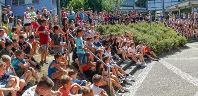 Fotoalbum Preisverleihung Bundesjugendspiele