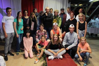 Fotoalbum 2. Modenschau 17.09.2016