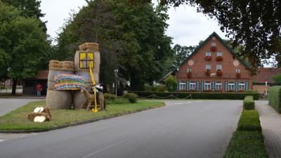 Fotoalbum Erntefest der Gemeinde Rastow in Fahrbinde 2019