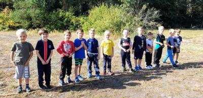 Fotoalbum Schulherbstcrosslauf im Waldstadion