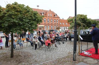 Fotoalbum Markthallen-Konzert: Eisenbahn Wittstock