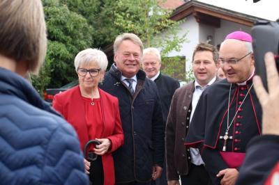 Fotoalbum Kircheneinweihung St. Georg