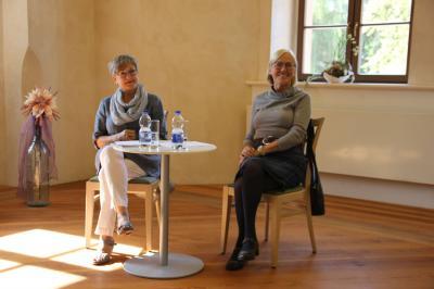 Fotoalbum Buchlesung - Ellen Mäder-Gutz