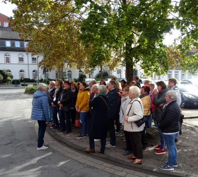 """Fotoalbum Gästeführung """"Klosterkirche, Konvent der Franziskaner und die Katakomben von Vechta"""""""