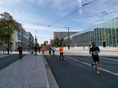 Fotoalbum Dessauer Citylauf 2019
