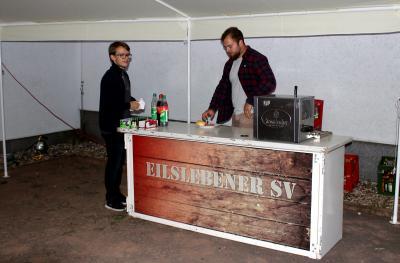 Fotoalbum Übungsleiter & Sponsoren-Abend 13.09.2019