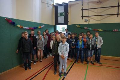 Fotoalbum Erster Schultag 2019/2020
