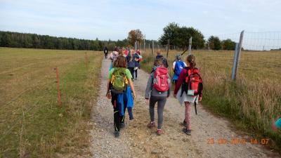 Fotoalbum Klassenfahrt Klasse 4 auf den Kinderhof Heeselicht