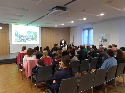 Fotoalbum Stadtentdecker der Sigmund-Jähn-Grundschule