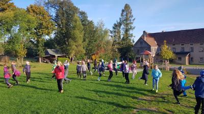 Fotoalbum Unser Herbstcrosslauf und Kindersprint
