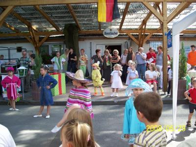 Fotoalbum Sportfest in Kolkwitz