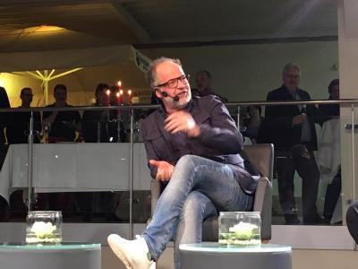 Fotoalbum Fredenbeck trifft Marek Erhardt (Fotos: Hans-Lothar Kordländer)