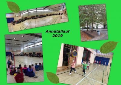 Fotoalbum Annatallauf 2019