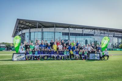 Fotoalbum VfL Wolfsburg Fußballschule
