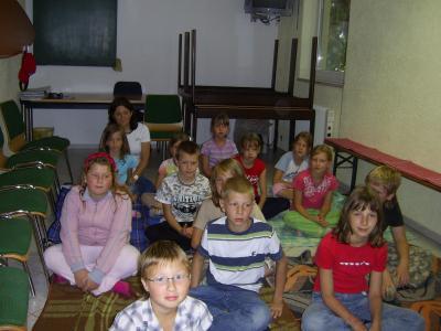 Foto des Albums: Fit und Froh am H2O (17.07.2008)