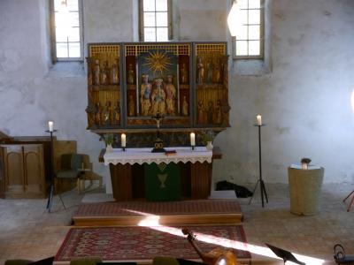 Fotoalbum Konzert zum Reformationstag in Woddow/Uckermark