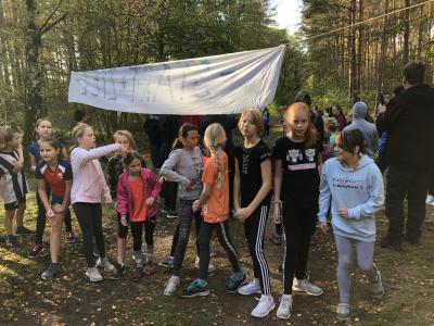 Fotoalbum Crosslauf der Grundschule