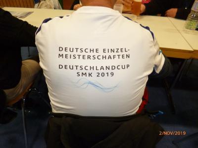 Fotoalbum Deutsche Einzelmeisterschaft mit Deutschlandcup 2019