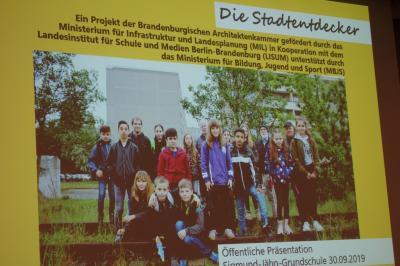 Fotoalbum Stadtentdecker: Visionen für ein kindgerechtes Fürstenwalde