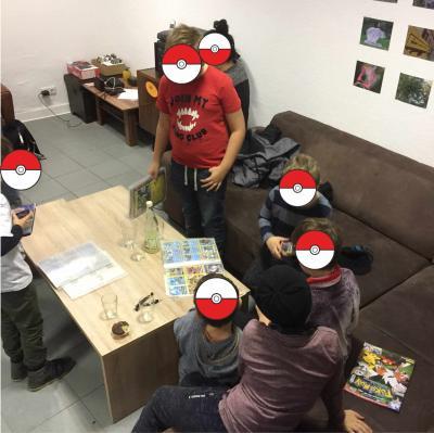 Fotoalbum 2. Pokémon-Tag