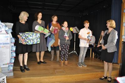 Fotoalbum 14. Jugendliteraturwettbewerb