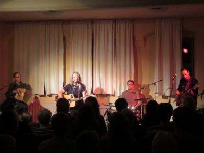 Fotoalbum TEMPI PASSATI begeisterte das Publikum im Gemeindehaus mit einem schwungvollen Konzert