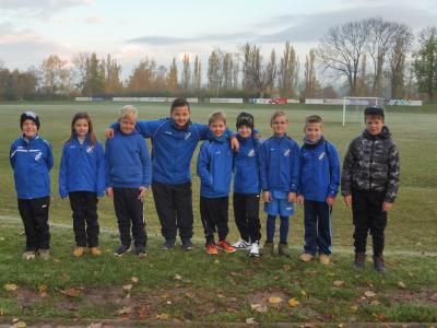 Fotoalbum E-Junioren Fußballschule VfL Wolfsburg