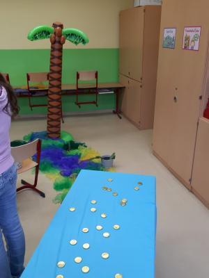 Fotoalbum Vorlesetag an der Karibu-Grundschule Paulinenaue 15.11.2019