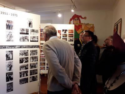 """Fotoalbum Sonderausstellung """"90 Jahre Fastnacht"""""""