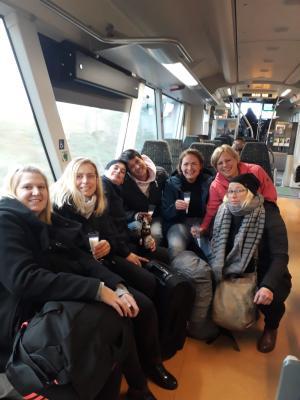Fotoalbum Teambuildung Frauen