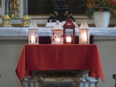 Fotoalbum Musikalischer Familiengottesdienst zum 1. Advent in der Stadtkirche