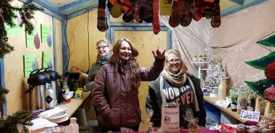 Fotoalbum Mittelschule Elchingen bei der Thalfinger Dorfweihnacht