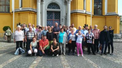 Fotoalbum Gemeindefahrt nach Neuzelle