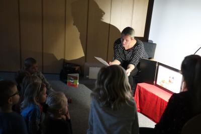 Fotoalbum Weihnachtlicher Lesenachmittag für Kinder