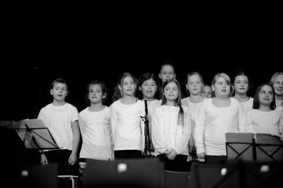 Fotoalbum Weihnachtskonzert 2019 Stadthalle;  Fotos: Michaela Hanf