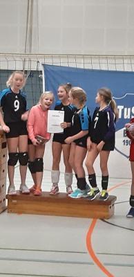Fotoalbum Volleyball-Bezirksmeisterschaft U12w